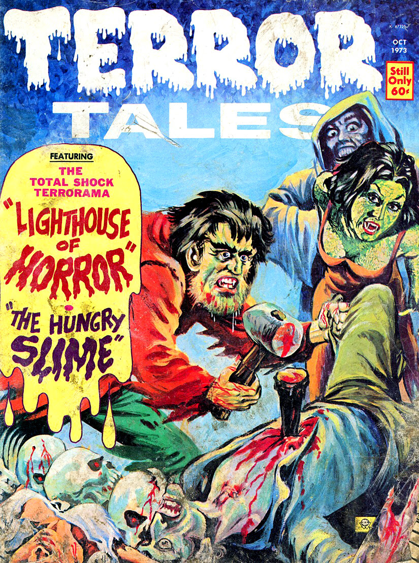Terror Tales Vol. 05 #5 (Eerie Publications, 1973)