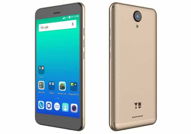 YU YUNIQUE 2 with 4G VoLTE, Android 7.0 Nougat Announced