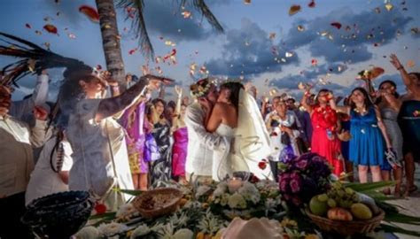 Mayan wedding ceremonies go global