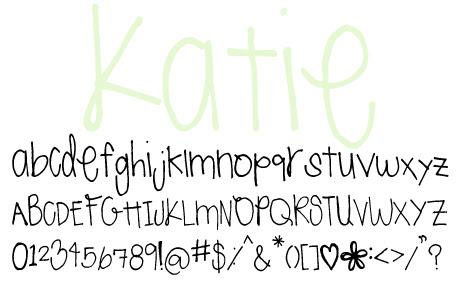click to download Katie