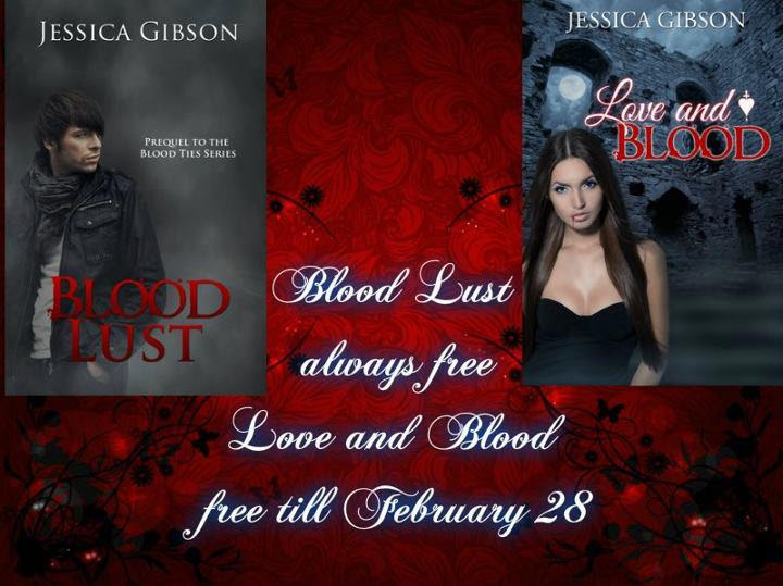 love and blood blood lust poster