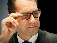 Hertha-Manager Michael Preetz hofft auf ein starkes Jahr 2015