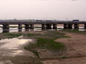 Artificial Canal Aadi Perukku Cauvery