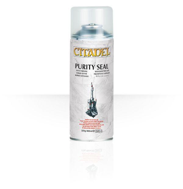 Purity Seal Satin Spray