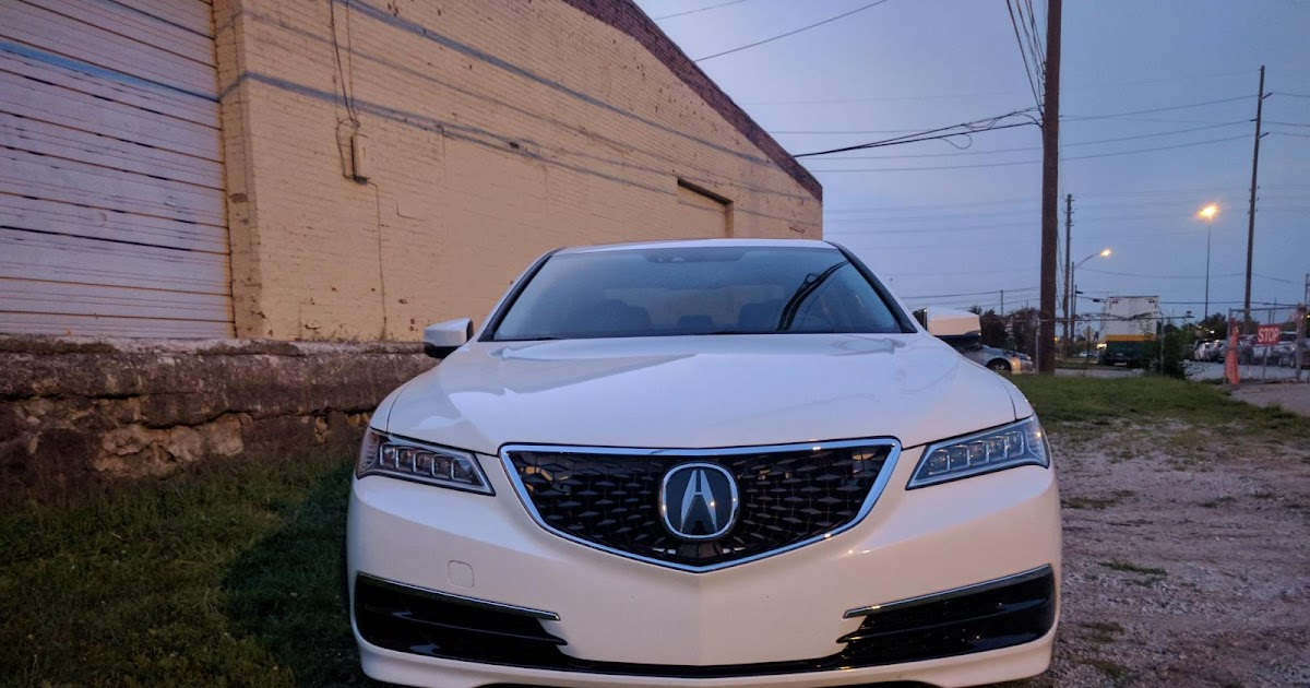 2016 Acura Tlx Grill