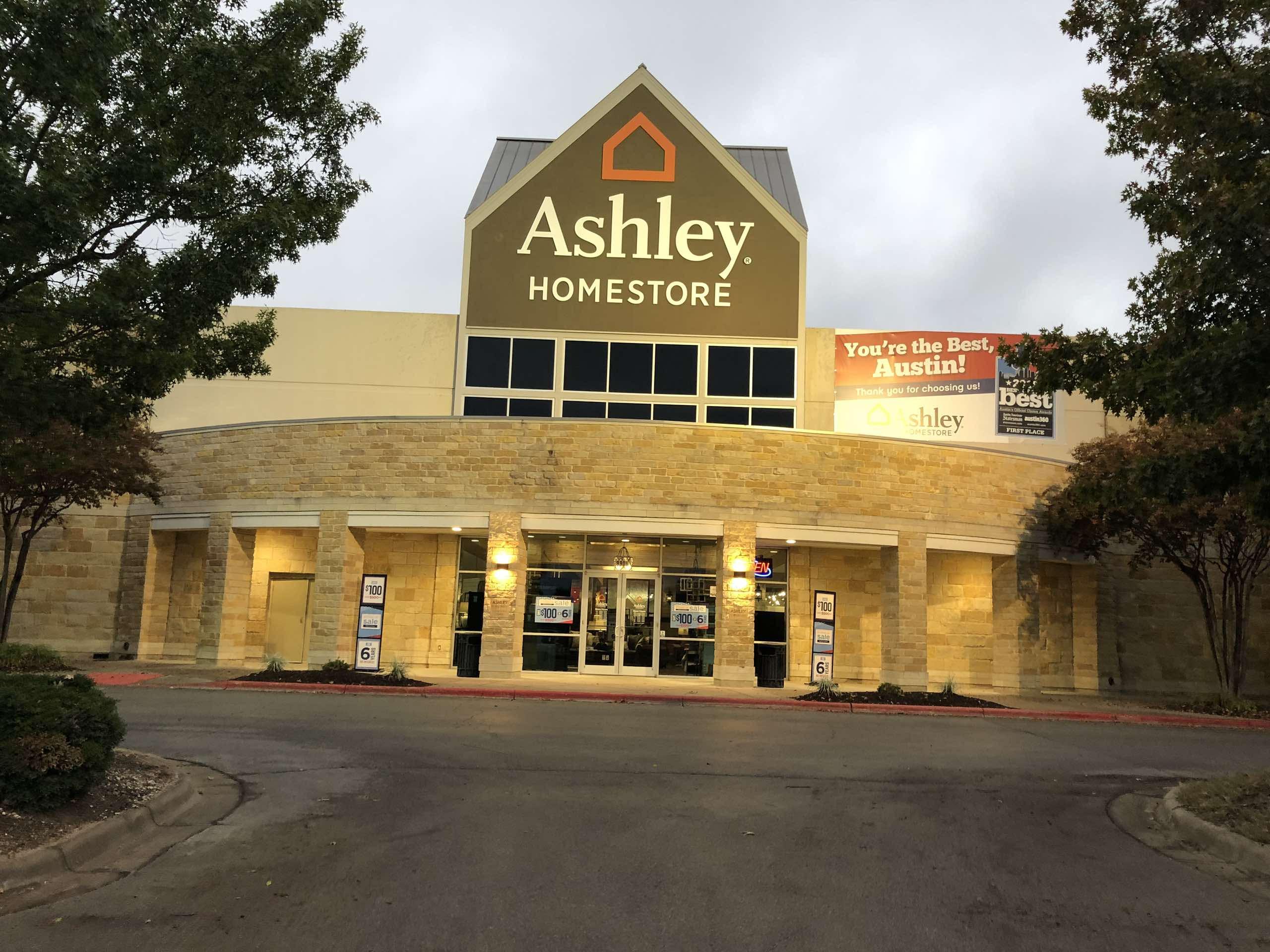 Furniture And Mattress Store At 9900 S Ih 35 Building C Austin Tx Ashley Homestore