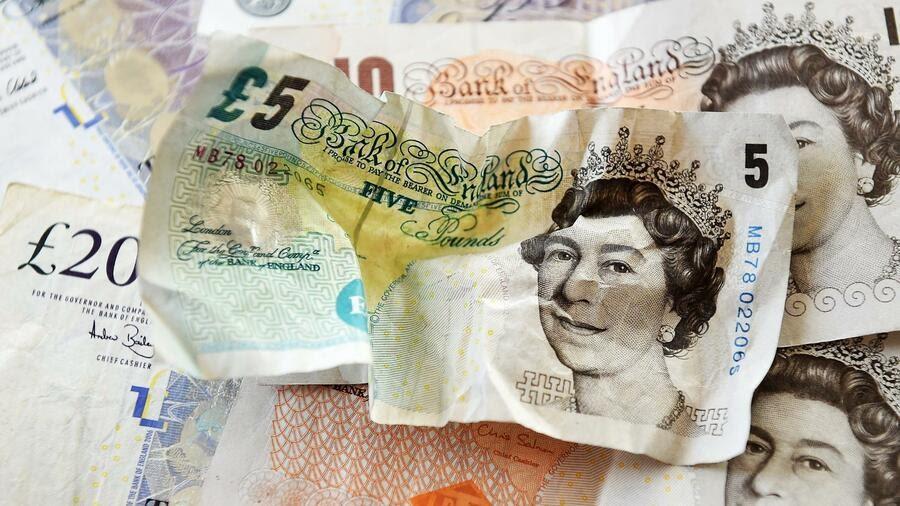 Wieviel Pfund Sind Ein Euro - etsy bild