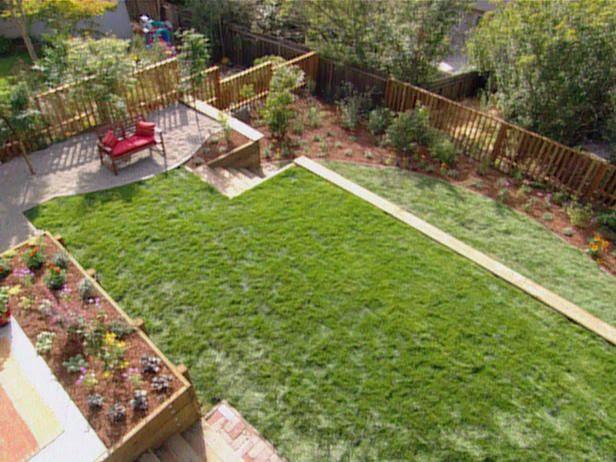 Back Yard Landscaping for Sloped Yards