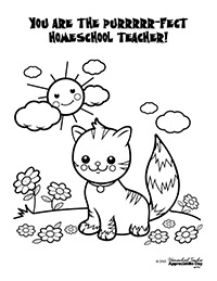 Thank You Teacher Doodle coloring page | Free Printable Coloring Pages | 259x200