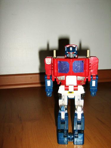 Powermasters Optimus Prime (normal form)