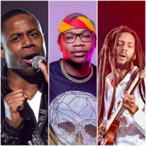 Julian Marley, Master KG and other stars to storm Africa Rise 2020 media launch
