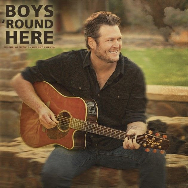 Blake Shelton : Boys Round Here (Single Cover) photo Blake-Boys-Around-Here.jpg