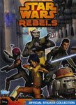Star Wars Rebels Sticker Collection 2014 / Album Cover (front)