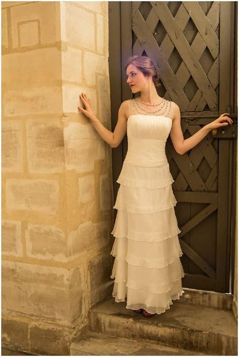 Introducing French Bridal Designer   Alesandra Paris
