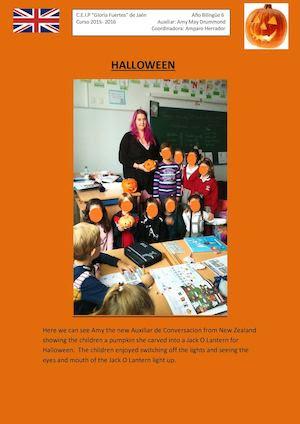 Halloween Para Blog
