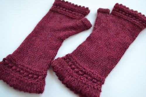 pretty mitts