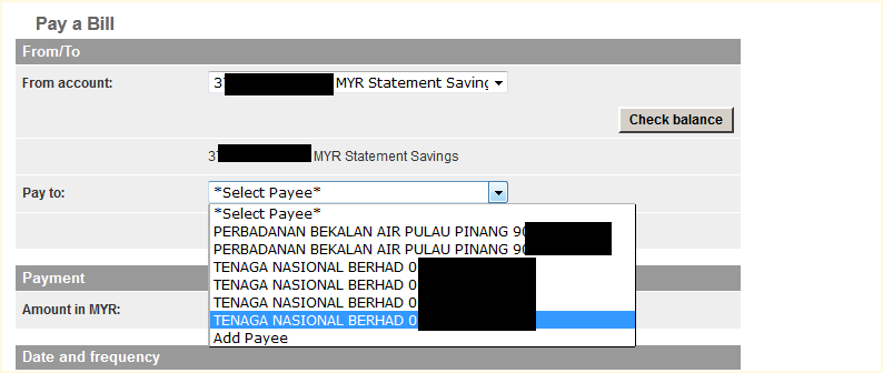 HSBC Online Banking failed on Outdated Penang Uncle blogspot dot com