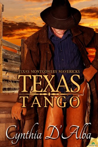 Texas Tango (Texas Montgomery Mavericks) by Cynthia D'Alba