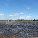 Salmaise | Sept cents bottes de paille partent en fumée à Salmaise