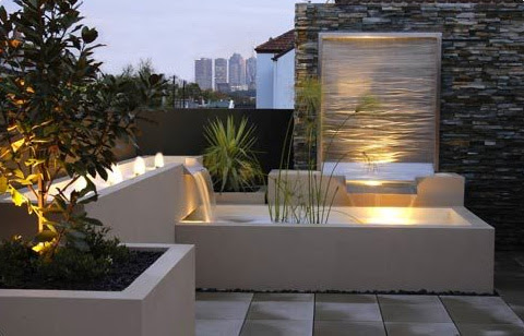 Rooftop Terraces | Modern Outdoors | Trendir