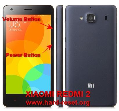 Cara Hard Reset Android Cara Reset Ke Setelan Pabrik Xiaomi Redmi 2