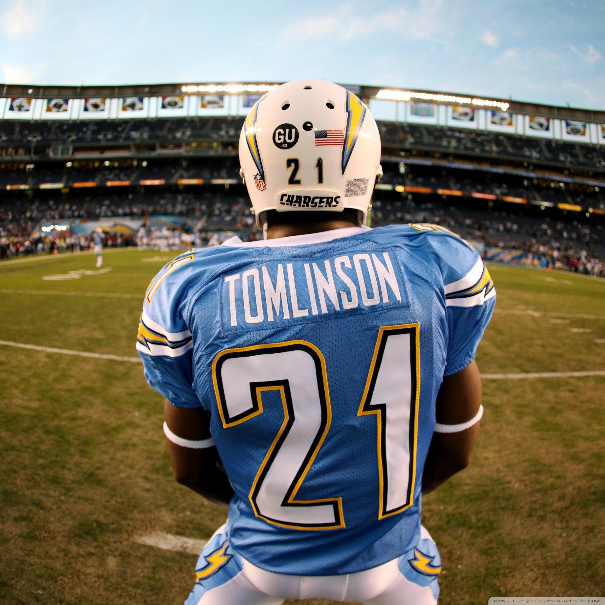 Ladainian Tomlinson Wallpapers 75 Images