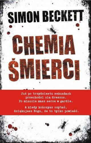 Okładka książki Chemia śmierci