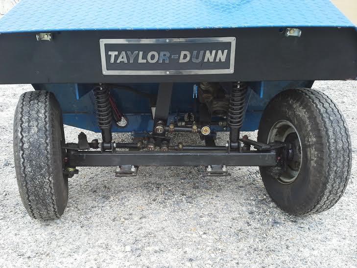 2007 Taylor Dunn Model R380 - Used Taylor Dunn - call 866 ...