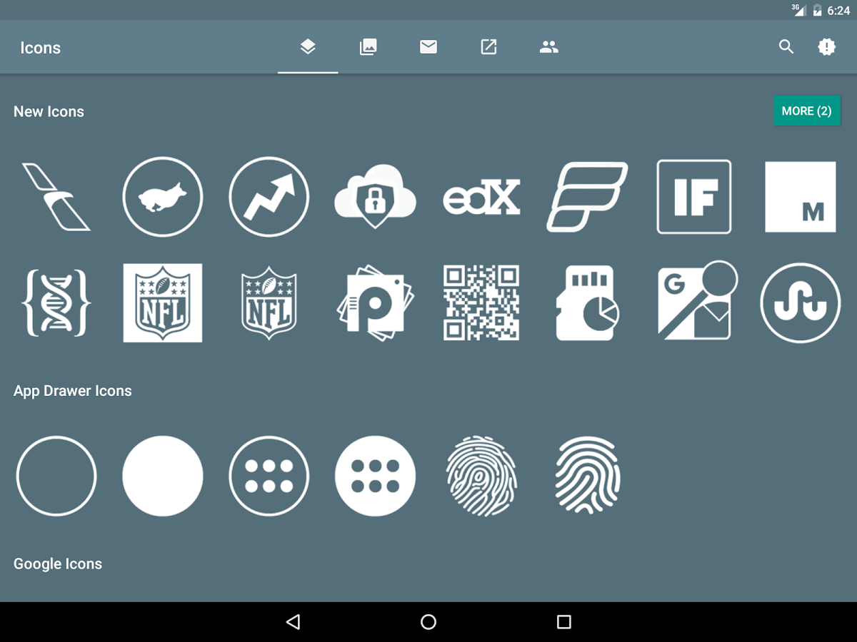 Flat White Icon Pack Apk Thing Android Apps Free Download