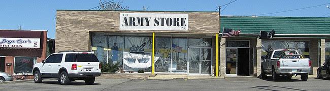 OHIO army store