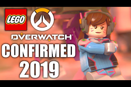 Upcoming Lego Video Games 2019