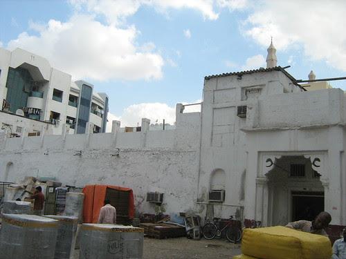 Old building at Diera, Dubai