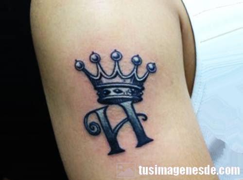 Imágenes De Tatuajes De Coronas Imágenes