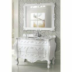 Morton Antique Style Bathroom Vanity Imperial White Marble 42 Victorian Bathroom Vanities And Sink Consoles By Chans Furniture Showroom