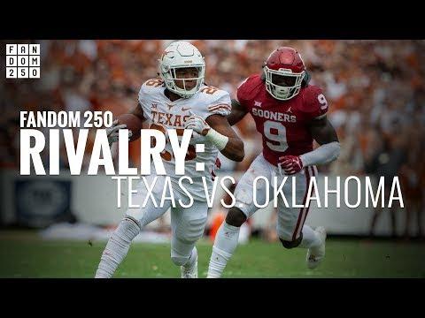 Best Rivalries of All-Time: Texas vs. Oklahoma - Fandom 250