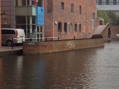 Gas St Basin