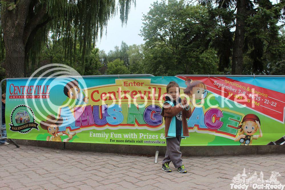 Centreville Amuzing Race