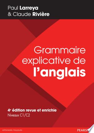 Telecharger Grammaire Explicative De L Anglais Livre Pdf
