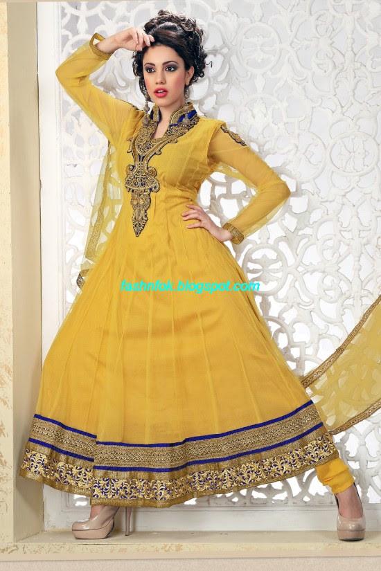 Anarkali-Fancy-Embroidered- Umbrella-Frocks-2013-Anarkali-Churidar-Shalwar-Kameez-Fashionable-Clothes-3