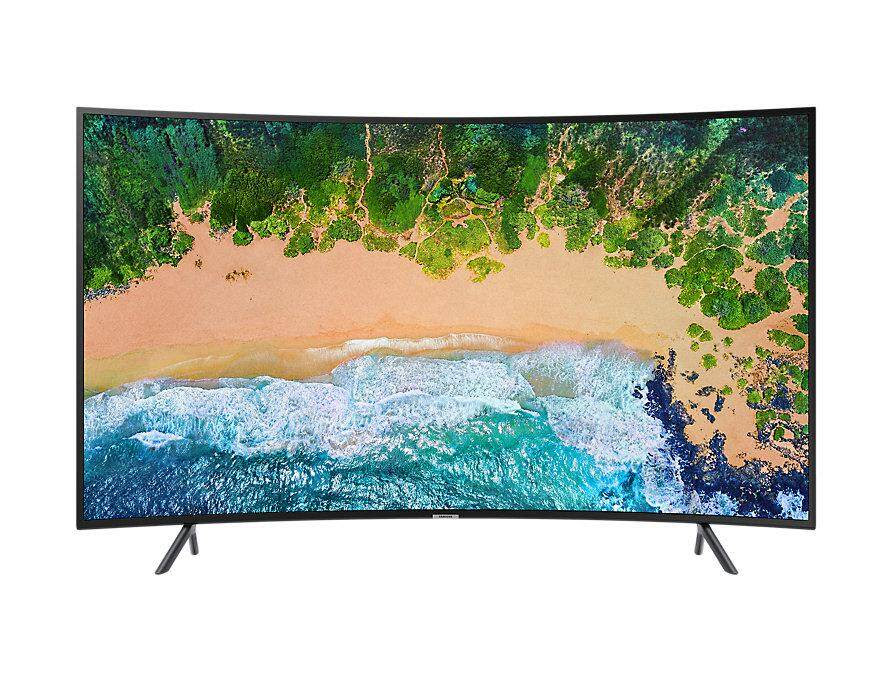 Samsung UHD 4K Curved Smart TV 55