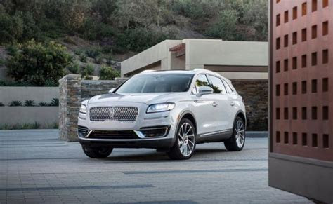 lincoln nautilus suv   mkx replacement
