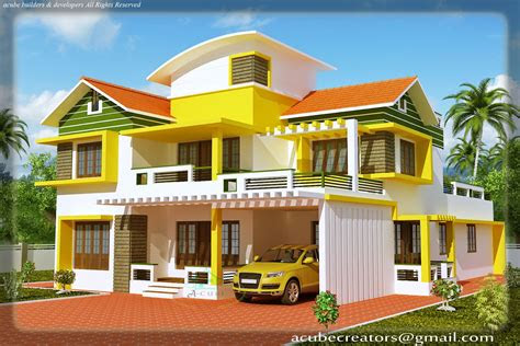simple house plans kerala model duplex home building