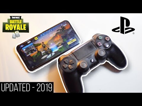 Fortnite Mobile Ios Ps4 Controller | Fortnite Aimbot Cheap