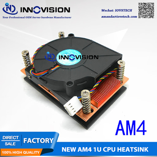 New workstation CPU Heatsink 0P605235 for HP Z8 G4 Graphics No 2 position