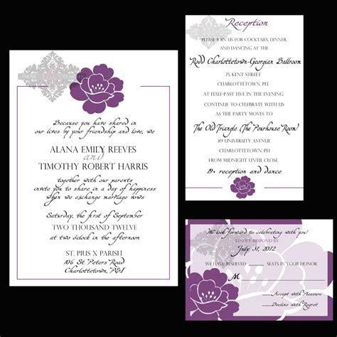 Wedding Ceremony Invitation Wording : Wedding Ceremony