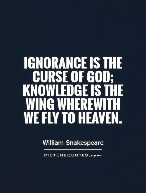 Funny Quotes And Images About Ignorance