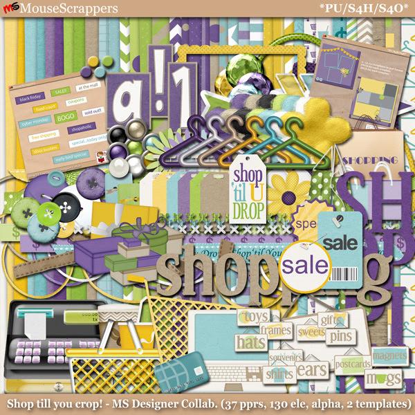 Shop til you Crop preview