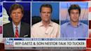 Matt Gaetz Appears Alongside His Newly Revealed 'Son' on Tucker Carlson's Show