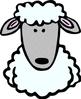 lamb 1 clip art