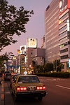 Tokio, Taksówka, Samochód, Podróży